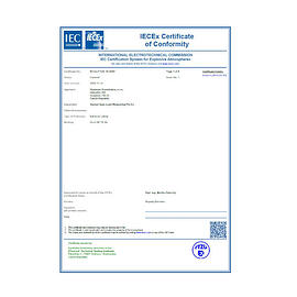 IECEx_FTZU_16.0005