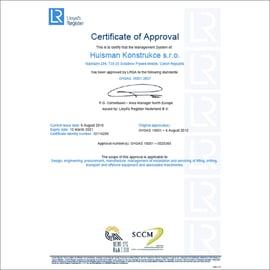 Lloyds OHSAS 18001
